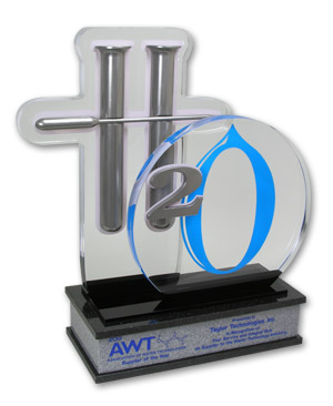 Taylor Technologies Named AWT's Supplier of the Year