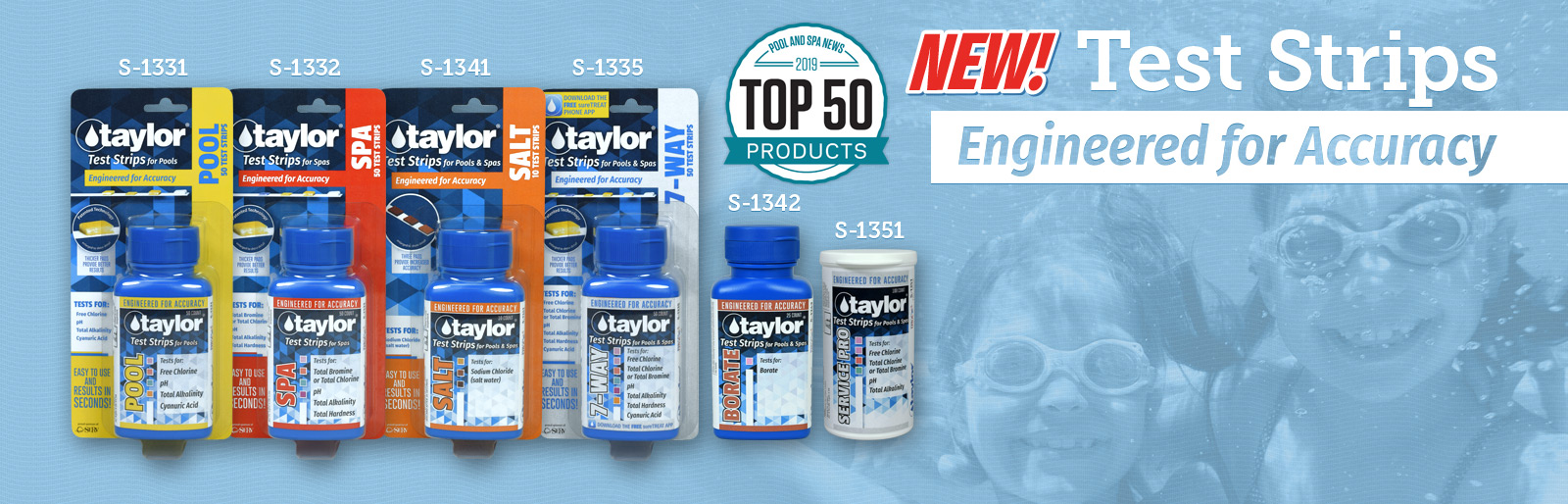 Taylor - The Most Trusted Name in Water Testing
