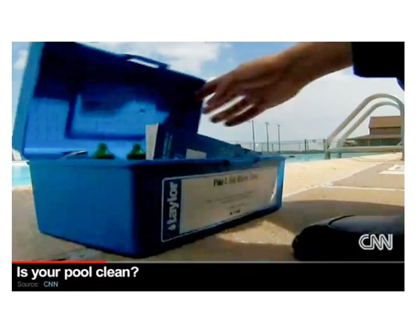 CNN Safe Swimming Inquiry Features a Commercial Series Kit