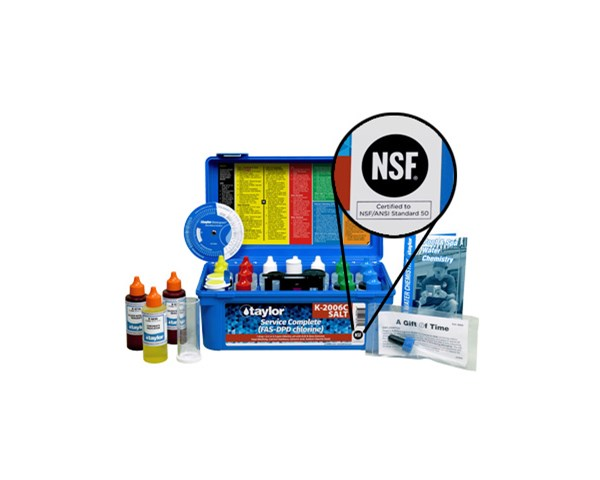 Safety Comes First: A List of Taylor's NSF Certified Kits